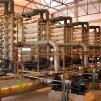 alt Goreangab reclamation plant, interior view