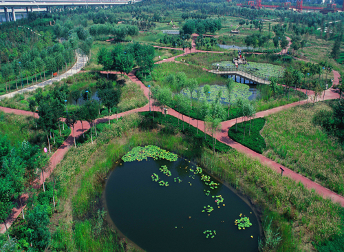 Qiaoyuan Park