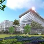 alt Greenest building for Floriade 2012, exterior view