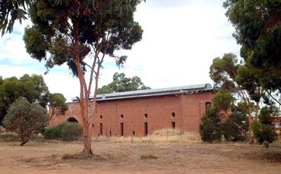The 1903 pump station