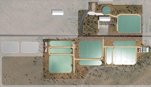 Spirulina factory plan