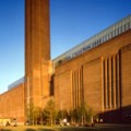 alt Tate Modern Gallery, exterior front view