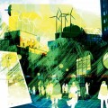 alt Illustration by David Wiberg about Malmo as a climate friendly city