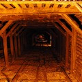 alt Old coal mine tunnel