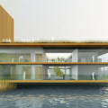 alt © 2010-2011 NIOO-KNAW / Artist impression: Claus en Kaan Architecte