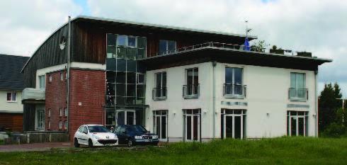 Utilities building